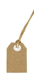 Joy! Crafts Kraft tags 20x30mm 25st