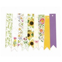 Piatek13 - Decorative tags The Four Seasons - Summer 03