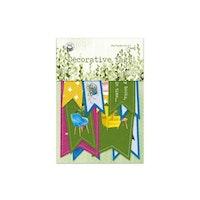 Piatek13 - Tag set Garden of Books 02