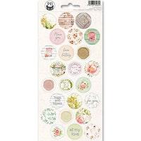 Piatek13 - Sticker sheet Till we meet again