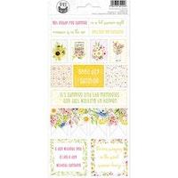 Piatek13 - Sticker sheet The Four Seasons - Summer 02
