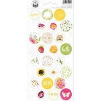 Piatek13 - Sticker sheet The Four Seasons - Summer 03