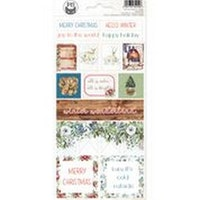 Piatek13 - Sticker sheet The Four Seasons - Winter 03