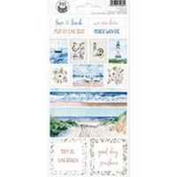 Piatek13 - Sticker sheet Beyond the Sea 02