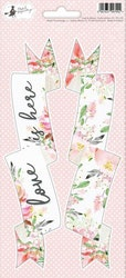 Piatek13 - Sticker sheet Party Love in Bloom 03