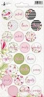 Piatek13 - Sticker sheet Party Hello Beautiful 02