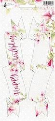 Piatek13 - Sticker sheet Party Hello Beautiful 03