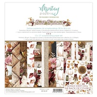 Mintay Papers 12 X 12 PAPER SET - FALL FESTIVAL