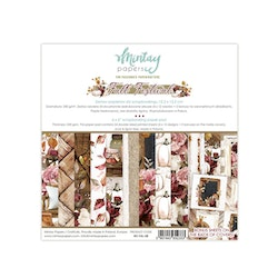 Mintay Papers - 6 X 6 PAPER PAD - FALL FESTIVAL