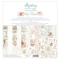 Mintay Papers - 12 X 12 PAPER SET - TINY MIRACLE