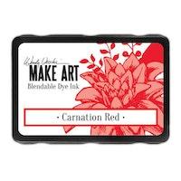 Ranger MAKE ART Dye Ink Pad Carnation Red
