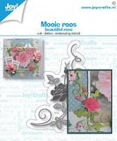 Joy! Crafts Cut-emboss-debossdie - Beautiful Rose