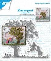 Joy! Crafts Cut-emboss-debossdie - Sketch Art - Summerfun
