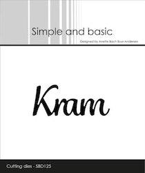 """Simple and Basic die """"Kram"""""""