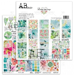 A.B Studio 12x12 - Love on top