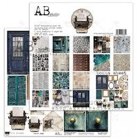 A.B Studio 12x12 - Old Dreams