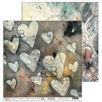"""""""Love you to the moon...""""- scrapbooking paper set 8x ..."""