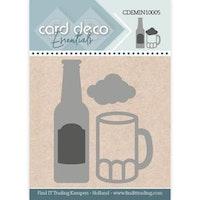 """Card Deco Mini Dies """"Beer"""""""