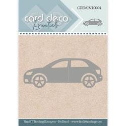 """Card Deco Mini Dies """"Car"""""""