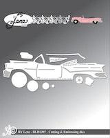 """BY LENE DIES """"American Car-2"""""""