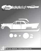 """BY LENE DIES """"American Car-1"""""""