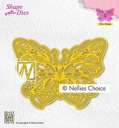 """NS SHAPE DIES """"Butterfly"""""""