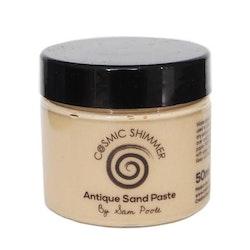 "Cosmic Shimmer Antique Sand Paste ""Creamy Mango"""