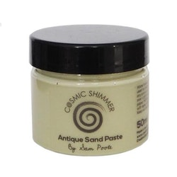 """Cosmic Shimmer Antique Sand Paste """"Moss Blanket"""""""