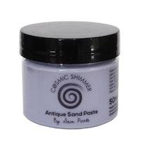 "Cosmic Shimmer Antique Sand Paste ""Raven Purple"""