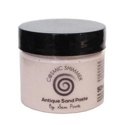 "Cosmic Shimmer Antique Sand Paste ""Fading Rose"""