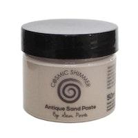 """Cosmic Shimmer Antique Sand Paste """"Shabby Truffle"""""""