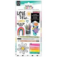 Vicki Boutin Sticker Book - Color Study