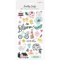 Maggie Holmes Sticker Book - Garden Party