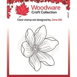 "Woodware Clearstamp ""Mini Garden Spray"""