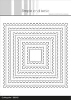 """Simple and Basic die """"Stamp - Square"""""""