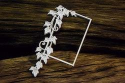 Chipboard - Ivy frame – rectangular