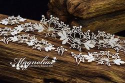 Chipboard - Magnolias – Openwork Magnolias 2