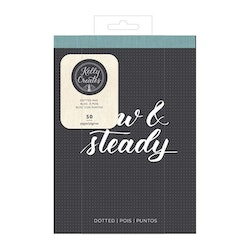 Dotted pad - Kelly Creates
