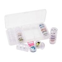 Storage box + 25 compartments