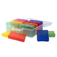 Storage box with 16 cases - Vaessen Creative