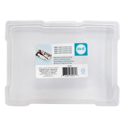 Hobby storage case small - We R Memory Keepers