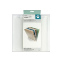 Expandable paper storage - We R Memory Keepers