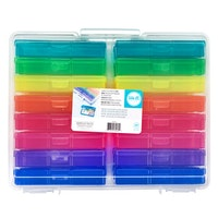 Hobby storage case with small storage compartments - We ...