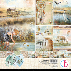Ciao Bella - Delta 12 x 12  paperset