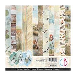 Ciao Bella - Delta 6 x 6 paperpad
