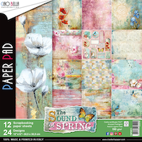 Ciao bella - Sound of Spring 12 x 12 paperset
