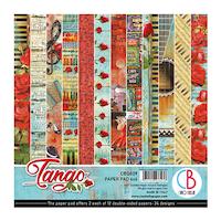 Ciao Bella - Tango  6 x 6 paperpad