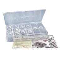 Storagebox interlock organizer