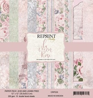 La Vie en Rose Collection 12 x 12