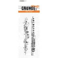 Studio Light - Clear stamp 148x52,2mm Grunge 4.0 nr.455